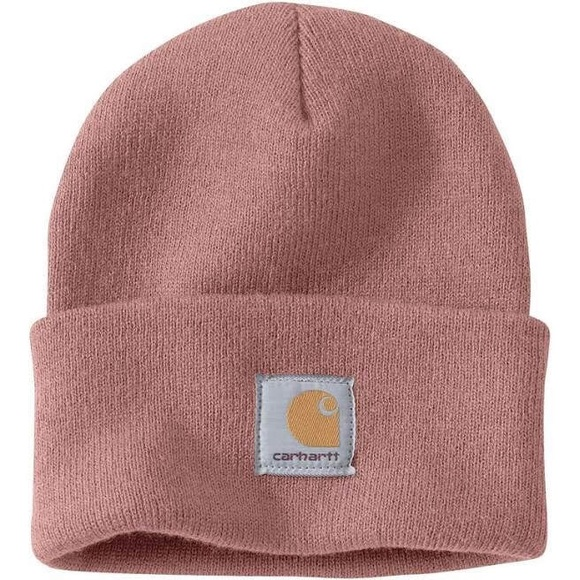 Dusty Rose Carhartt Hat